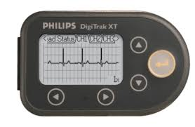 Phillips DigiTrak XT Holter Monitor