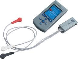 tru vue wireless mobile cardiac telemetry device