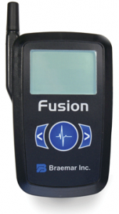 Braemar Fusion Mobile Cardiac Telemetry MCT Monitor