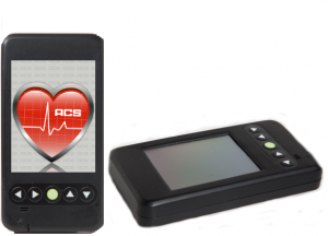 ACS CORE ECG monitor