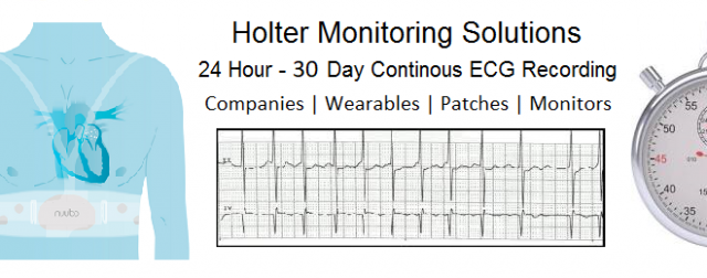 Wearable Holter Monitoring