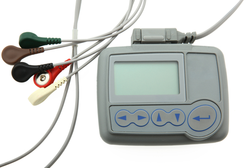 Holter Monitor Device