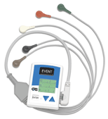 QRS Diagnostic Q200 HE Holter Monitor