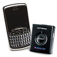 SAVI Wireless Mobile Cardiac Telemetry Monitoring device